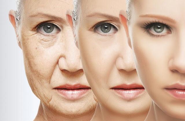 年紀與皺紋