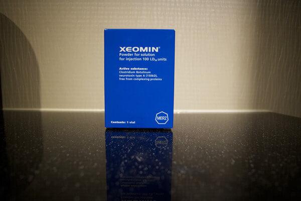 Xeomin由於沒有保護性蛋白