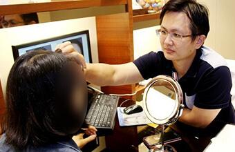 雙眼皮手術,創造自然對稱的美麗雙眼