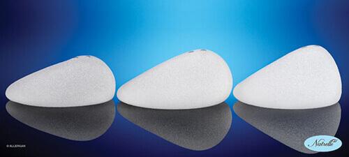 水滴型矽膠果凍義乳