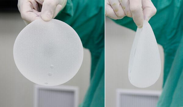 水滴型果凍矽膠的定位點