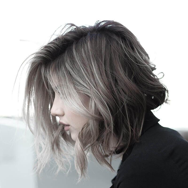 美學植髮概念