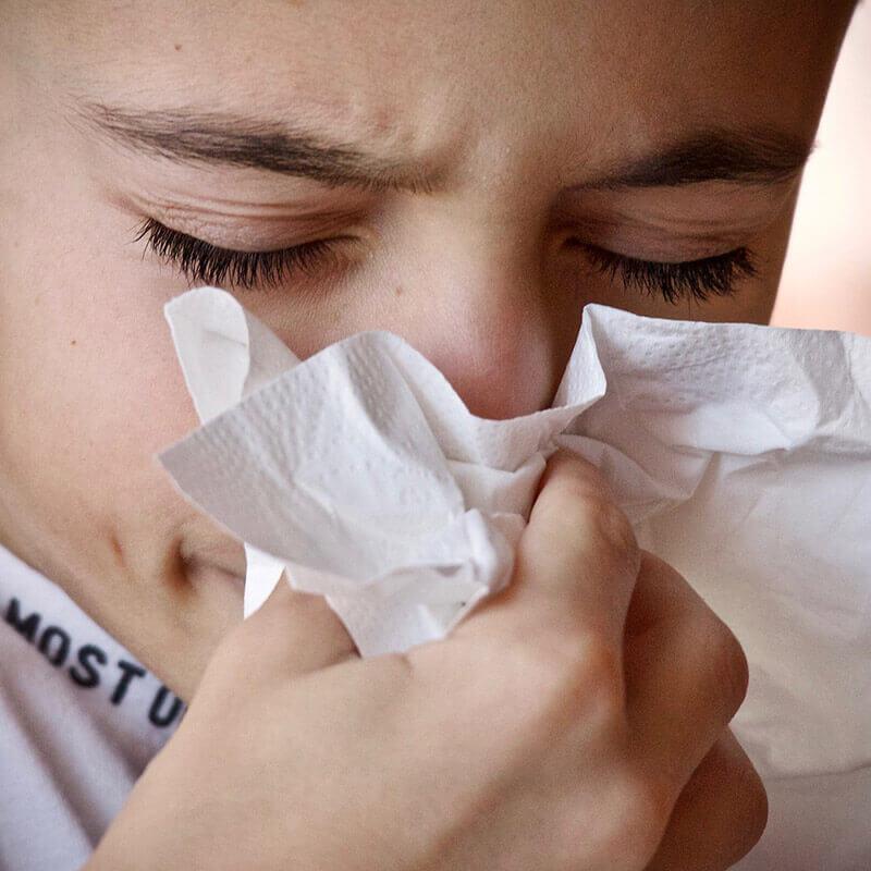 改善過敏&蕁麻疹